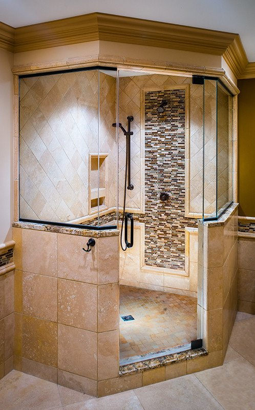 Custom Frameless Shower Door Store Master Shower Doors