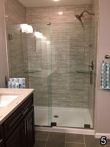 How To Install A Glass Shower Door On A Bathtub